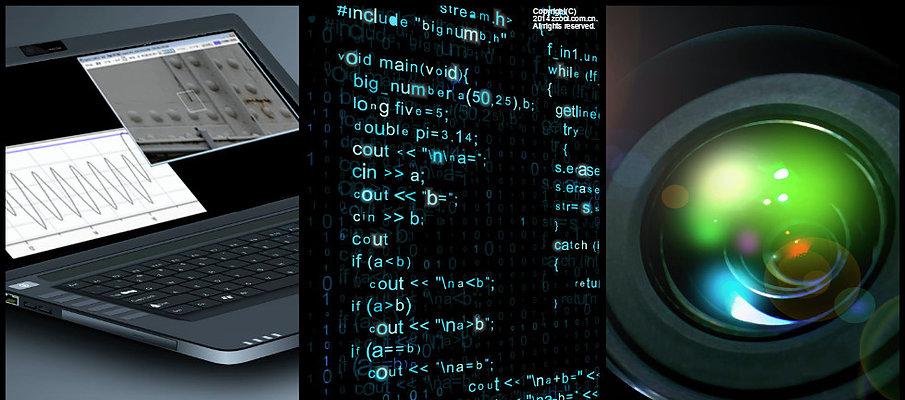 画像計測技術の研究、開発、システム販売のズームスケープ
